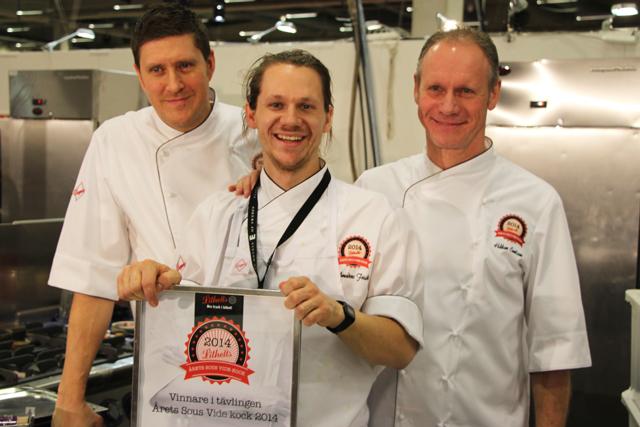 Årets Sous-Vide kock 2014