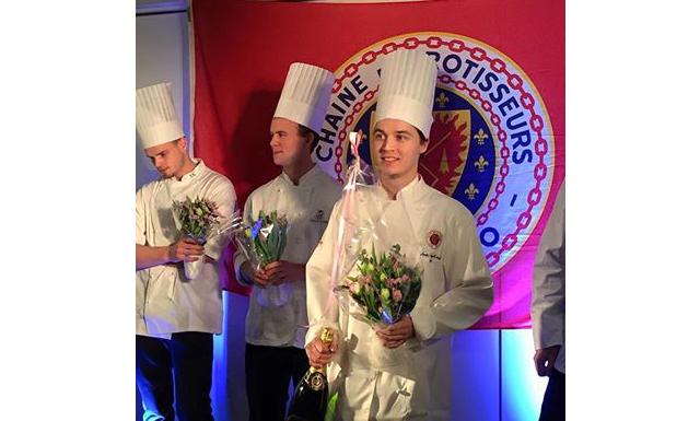 Årets unga kock 2016