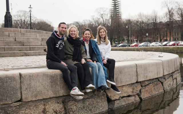 Franska vårvindar i Göteborg