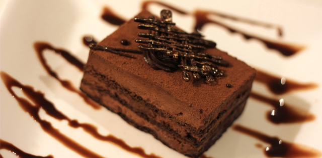 Ljuvlig choklad