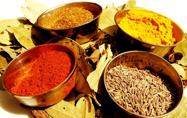 Smakrika indiska kök