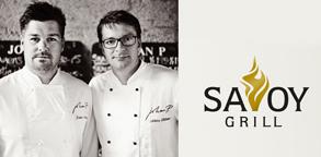 Premiär för nya Savoy Grill