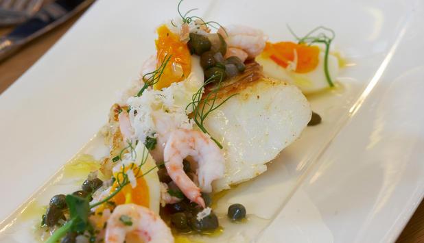 Skrei - populär fisksort
