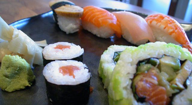 Global Sushi Challenge.
