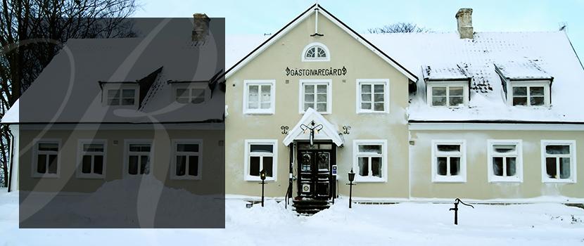 Vinn övernattning hos Hammenhögs Gästgivaregård