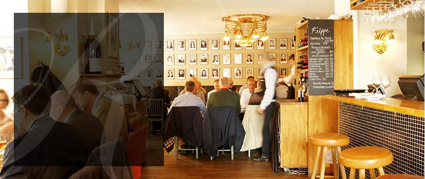 Vinn trerätters middag för två på restaurang Frippe
