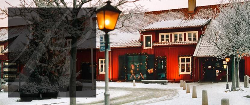 Vinn en 3-rätters Vintermeny för två hos Sjömagasinet