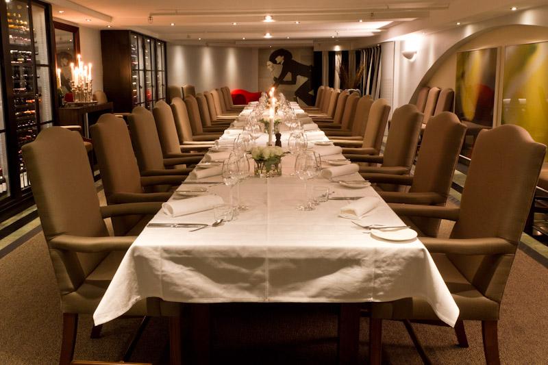 Chambre separ e swea hof elite plaza hotel for Chambre separee