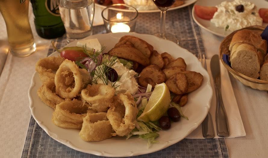 grekisk mat linnegatan göteborg